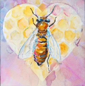 bee-heart