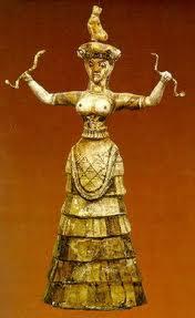 snake priestess