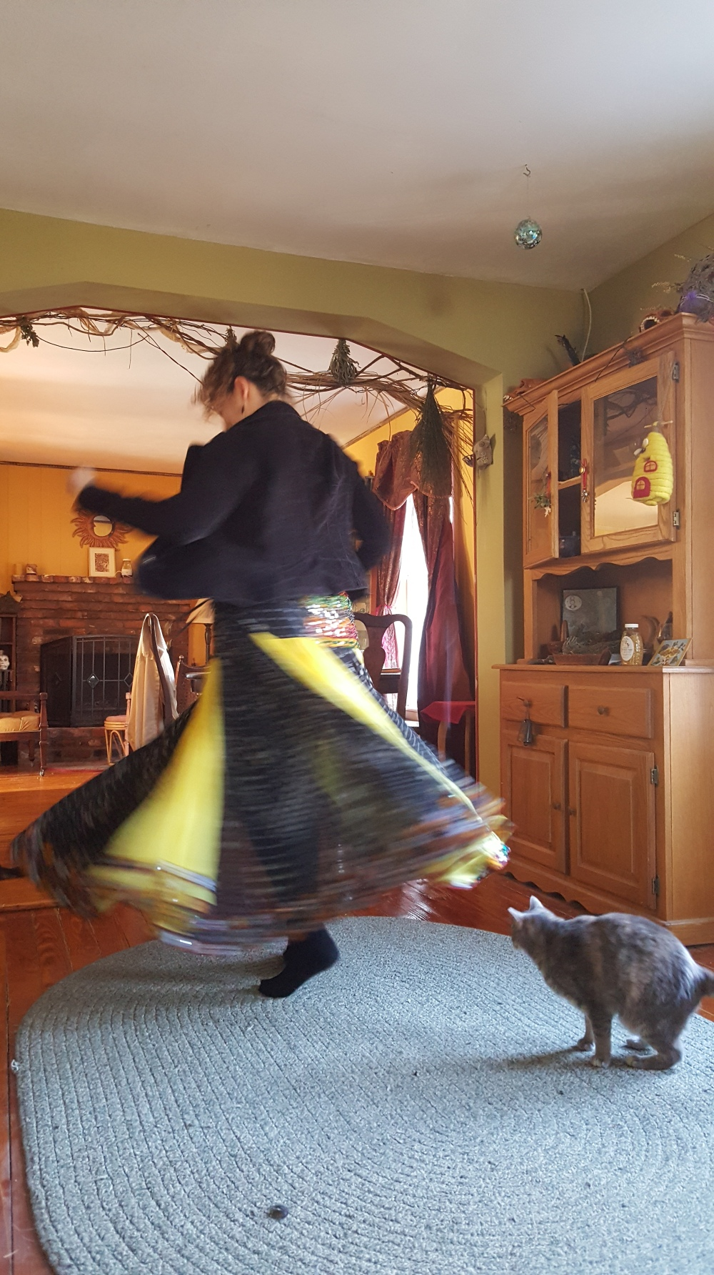 whirling melissa